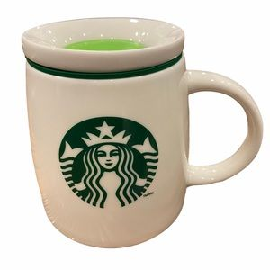 2011 Starbucks Mermaid travel mug silicone stopper
